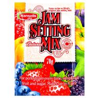 Hansells Jam Setting Mix 70g