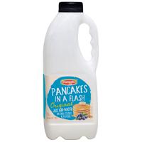 Hansells Original Pancakes In A Flash Pancake Mix 325g