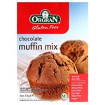 Orgran Gluten Free Chocolate Muffin Mix 375g