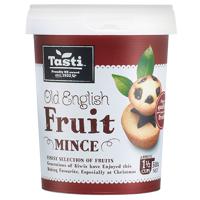 Tasti Old English Fruit Mince 500g