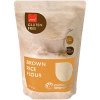 Pams Brown Rice Flour 1kg