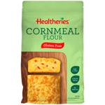 Healtheries Ground Cornmeal Flour 500g