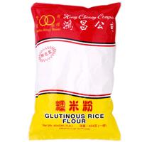 Double Rings Glutinous Rice Flour 454g