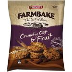 Arnotts Farmbake Crunchy Oat & Fruit 350g