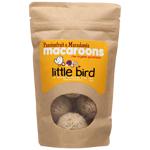 Little Bird Organics Organic Passionfruit Macaroons 125g