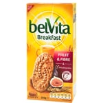 Belvita Fruit & Fibre  Biscuits 300g