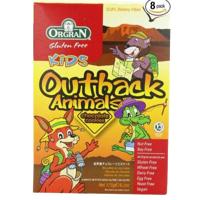 Orgran Gluten Free Kids Outback Animals Chocolate 175g