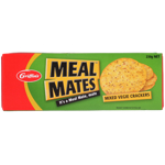 Griffin's Meal Mates Mixed Vegie Crackers 230g