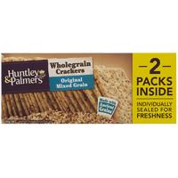 Huntley & Palmers Original Mixed Grain Wholegrain Crackers 250g