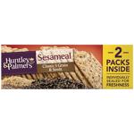 Huntley & Palmers 5 Grain Sesameal Crackers 200g