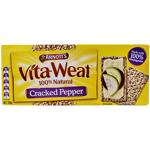 Arnott's Vita-Weat Cracked Pepper Crackers 250g