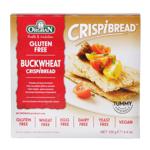 Orgran Gluten Free Buckwheat Crispbread 125g