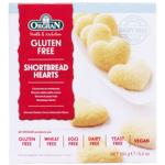 Orgran Gluten Free Shortbread Hearts 150g