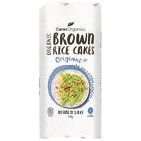 Ceres Organics Original Brown Rice Cakes 110g