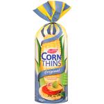 Real Foods Corn Thins Original Crispbread 150g
