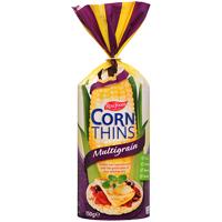 Real Foods Corn Thins Multigrain Crispbread 150g