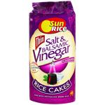 SunRice Thin Salt & Balsamic Vinegar Rice Cakes 195g