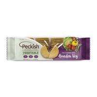 Peckish Garden Vegetable Rice Crackers 100g