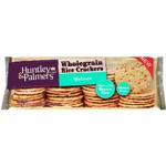 Huntley & Palmers Quinoa Wholegrain Rice Crackers 100g