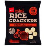 Pams Mini Rice Crackers BBQ Chicken 12pk