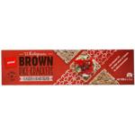 Pams Flaxseed & Sesame Wholgrain Brown Rice Crackers 100g