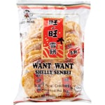 Want Want Shelly Senbei Crackers 122g