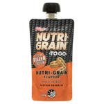 Kellogg's Nutri Grain To Go Nutri-Grain Thick & Creamy Protein Squeezer 140g