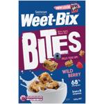 Sanitarium Weet-Bix Bites Wild Berry Breakfast Cereal 500g