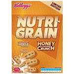 Kellogg's Nutri-Grain Honey 500g