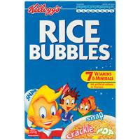 Kellogg's Rice Bubbles 250g