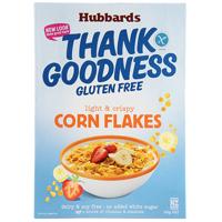 Hubbards Thank Goodness Gluten Free Corn Flakes 325g