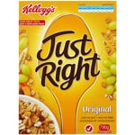 Kellogg's Just Right Original Breakfast Cereal 790g