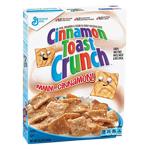 General Mills Cinnamon Toast Crunch Cereal 345g
