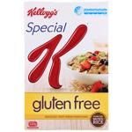 Kellogg's Special K Gluten Free Grain Flake Breakfast Cereal 330g