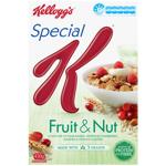 Kellogg's Special K Fruit & Nut Medley Breakfast Cereal 430g