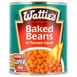 Wattie's Baked Beans In Tomato Sauce 820g