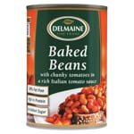 Delmaine Baked Beans 420g