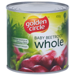 Golden Circle Baby Beetroot Whole 450g