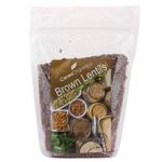 Ceres Organics Brown Lentils 500g
