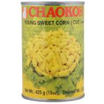 Chaokoh Cut Baby Corn 425g