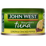 John West Lemon & Cracked Pepper Tuna Tempters 95g
