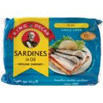 King Oscar Brisling Sardines In Oil 105g