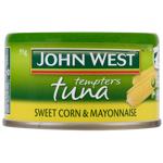 John West Sweetcorn & Mayonnaise Tuna Tempters 95g