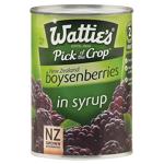 Wattie's Boysenberries In Syrup 425g