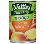 Wattie's Mango Slices In Light Syrup 425g