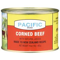 Pacific Corn Beef Export 453g