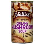 Wattie's Very Special Creamy Mushroom 520g