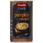 Campbell's Cafe Pumpkin Spinach & Ricotta Ravioli Soup 505g