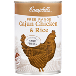 Campbell's Cajun Chicken & Rice Soup 395g