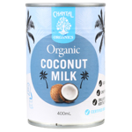 Chantal Organics Coconut Milk 400ml